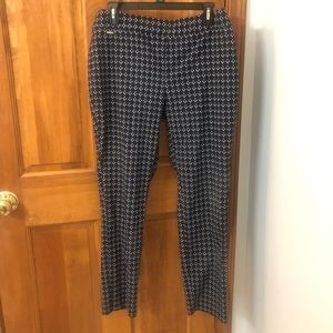 The Limited Patterned Dress Pants